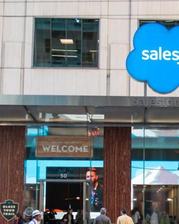 How Salesforce Earned Its Cloud King Crown
