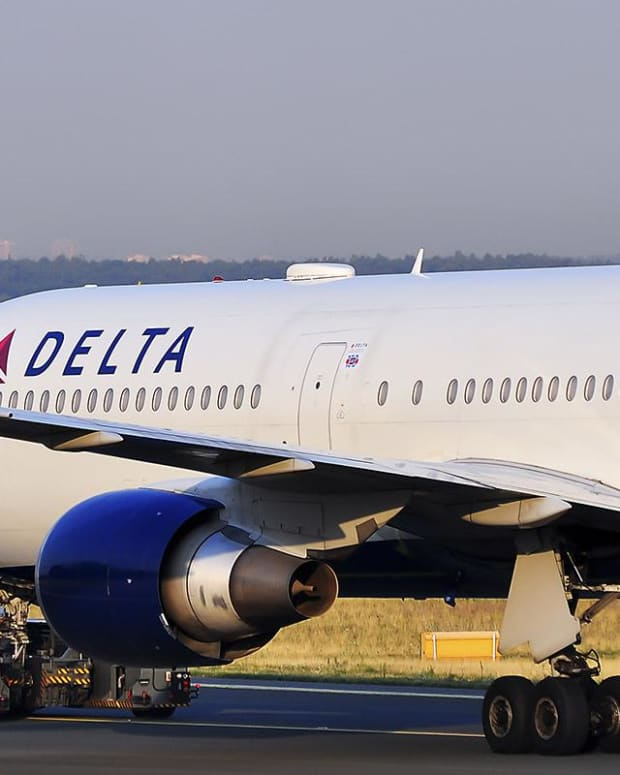 A Flight Through Delta Airlines History