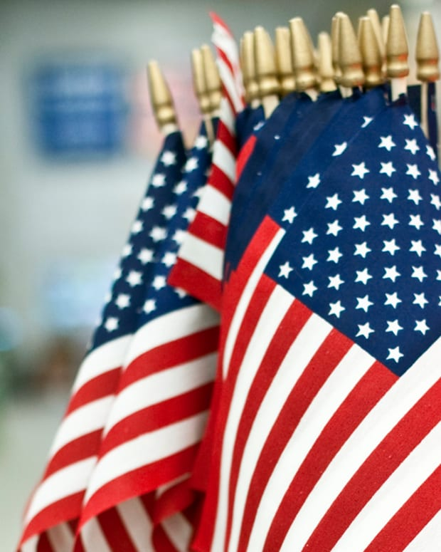 Happy Fourth of July! Here's a Look at the Holiday By the Numbers