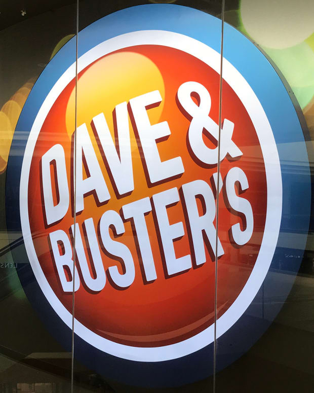 Why Jim Cramer Didn't Come to Play With Dave & Buster's