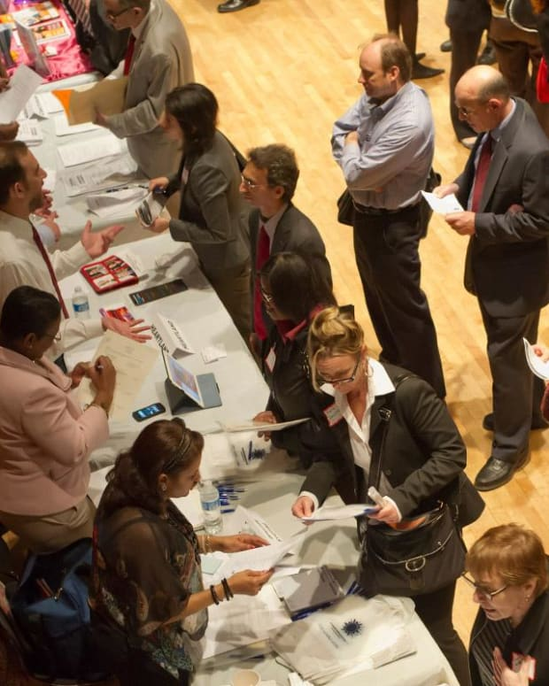 U.S. Companies Are Still Hiring - For Now