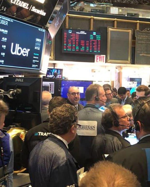 Behind the Scenes of Uber's $82 Billion Debut