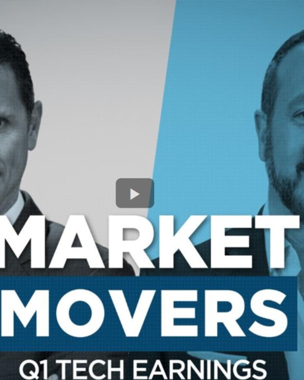 Market Movers: Q1 Tech Earnings