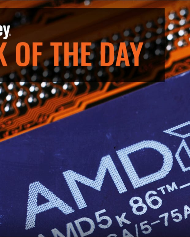 Jim Cramer: Use Momentary Dip to Buy AMD