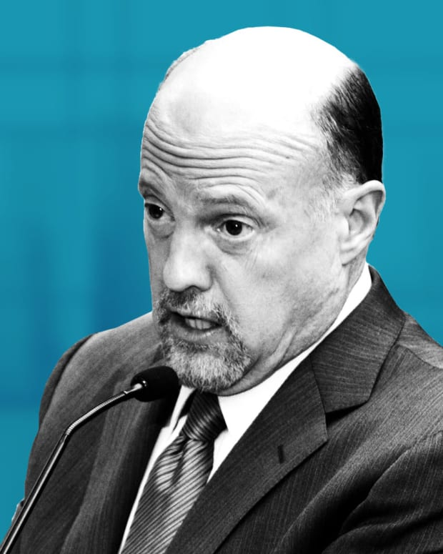 Replay: Jim Cramer Zooms in Jerome Powell, Adobe, CBS and Viacom