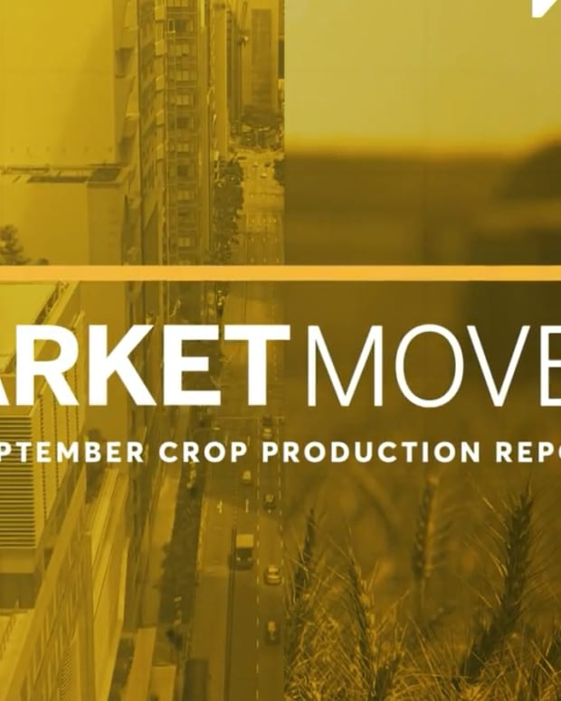 Market Movers: September Crop Report