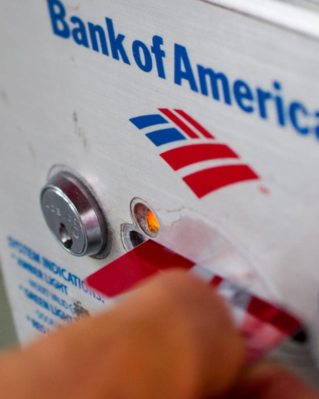 Bank of America Could Be Hardest-Hit Stock by Fed Stimulus -- ICYMI