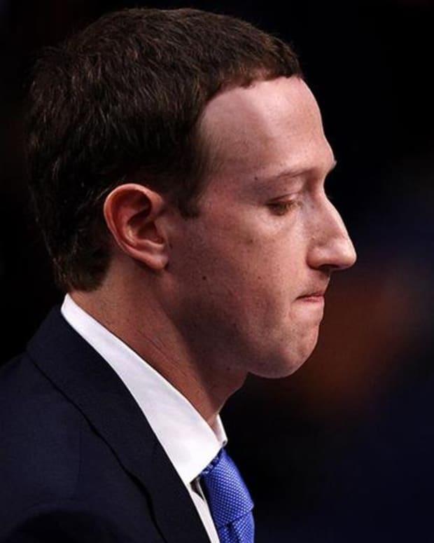 Video: Facebook Shares Surge as Mark Zuckerberg Talks Data on Capitol Hill