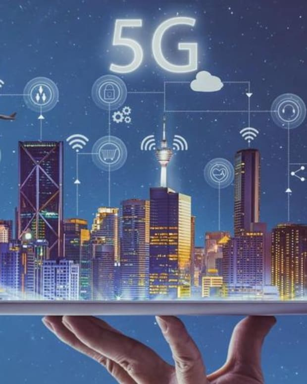 Jim Cramer: 5G Technology Could Be Revolutionary