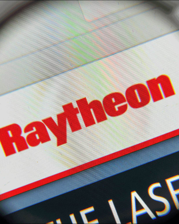 Raytheon Beats Third-Quarter Profit Expectations, Raises Full-Year Guidance