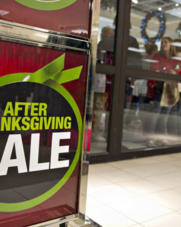 Month of Deals Helped Retailers Keep Holiday Sales Strong