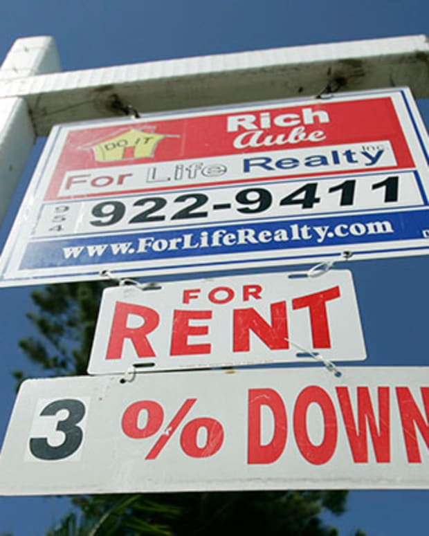 Looking for Steady Income? The Rise of 'Renter Nation' Is Your Friend