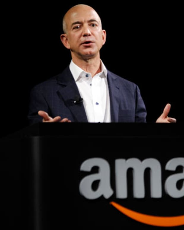 Here's Why Jeff Bezos Says Artificial Intelligence Is Critical to Amazon's Future