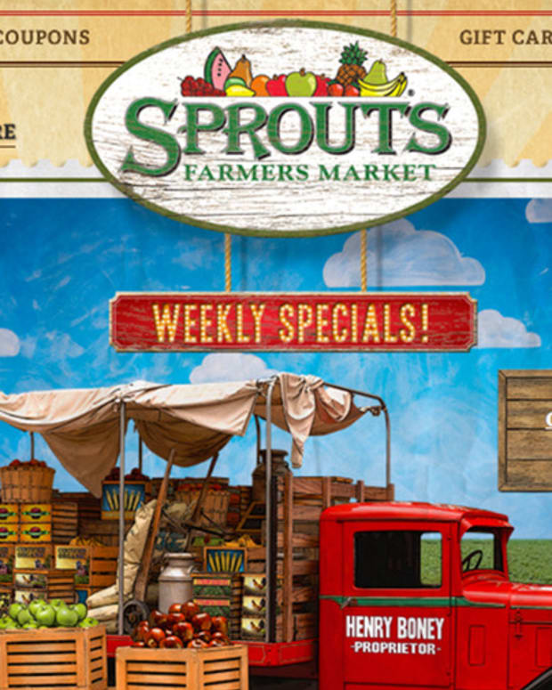 Sprouts Farmers Market Sales Jump as Customers Welcome New Stores