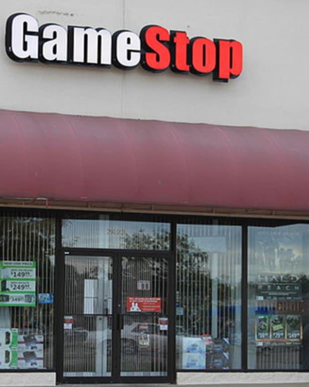 Jim Cramer on GameStop, Baxter's Split and Bank Stress Tests