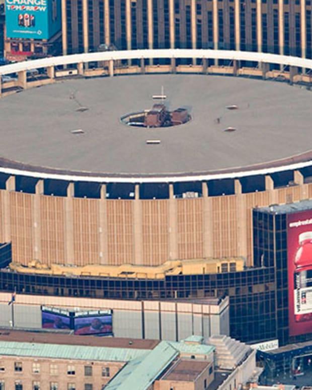 Madison Square Garden Split Could Value Knicks at $5 Billion