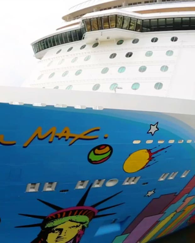 Norwegian Cruise Line's Upgraded Amenities Help Boost Earnings