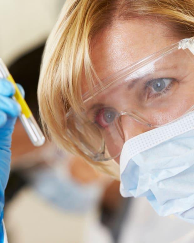Novavax CEO: Avian Flu Results Very Positive for Vaccine Maker
