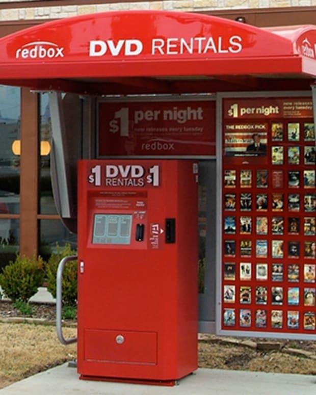 Redbox Instant Is Shutting Down as Verizon Folds Netflix Rival