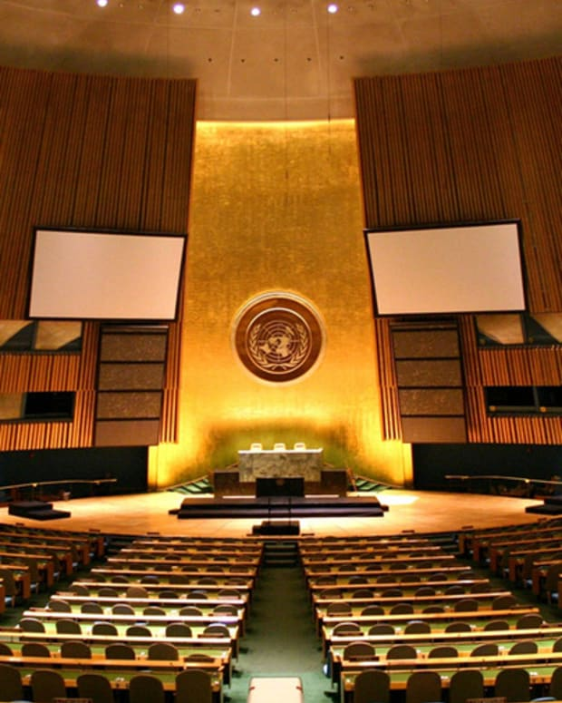 UN Member States Owe The World Body Roughly $3.5 Billion