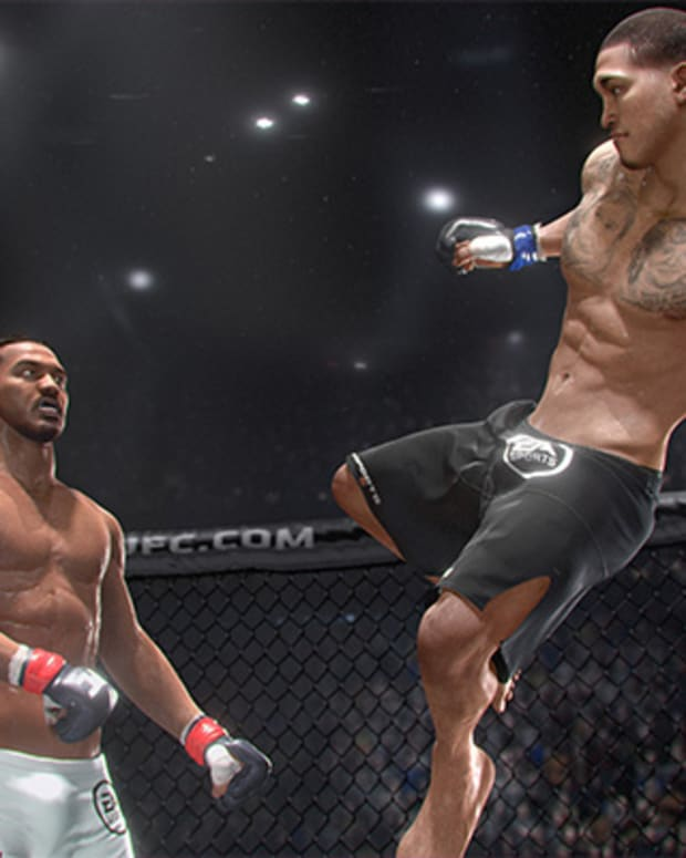 New UFC Video Game Is A Hard Hitting Combat Spectacle From EA Sports