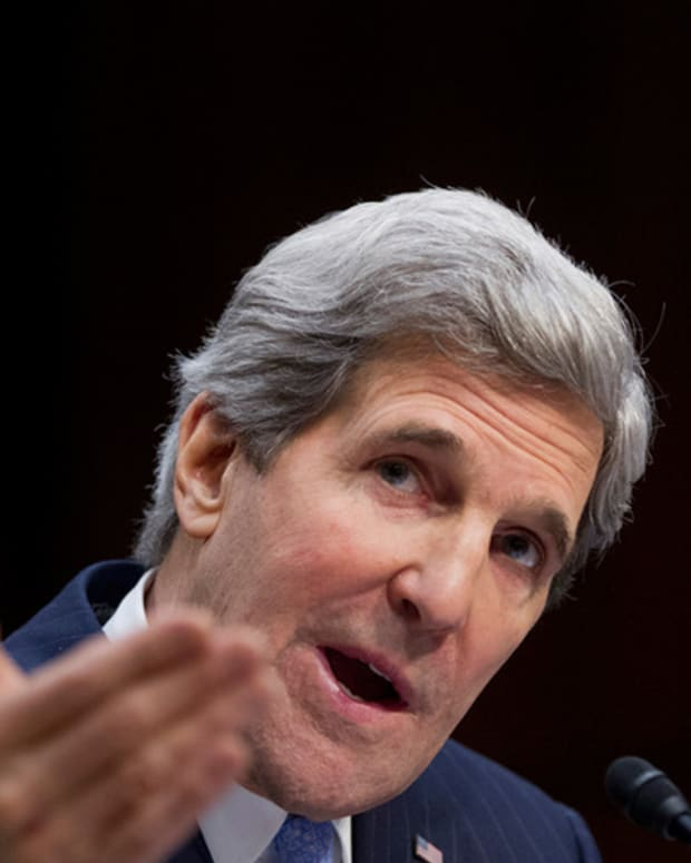 John Kerry in Austria to Negotiate Iran's Nuclear Policy Future