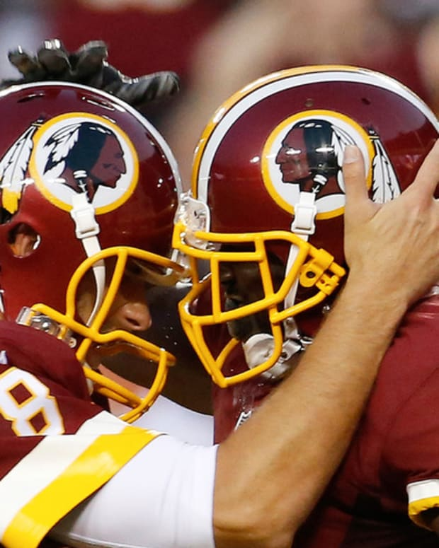 Native Americans Seek Dismissal of Washington Redskins' Suit