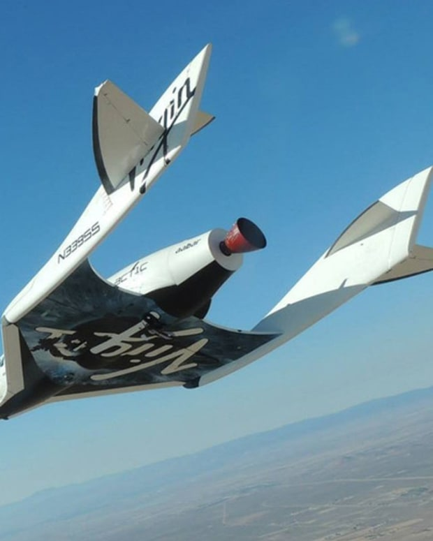Braking System Malfunctioned in Virgin Galactic Spaceship Crash