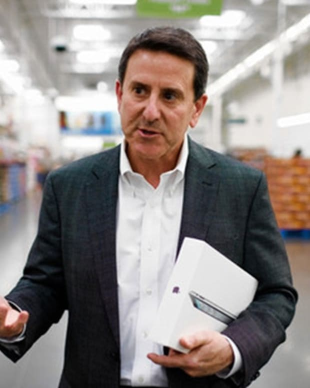 Meet New Target CEO Brian Cornell, Who Calls Omnichannel Priority
