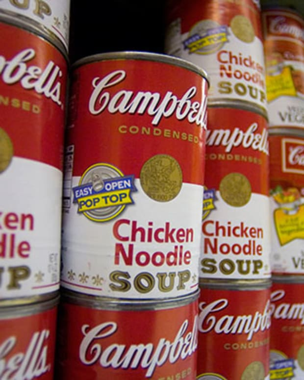 Campbell Soup (CPB) Stock Price Target Raised at Credit Suisse