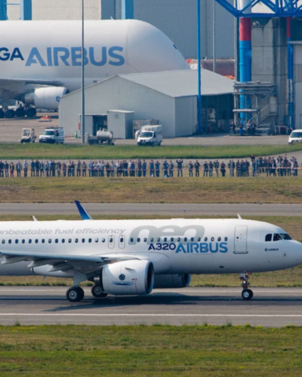 Airbus is Paying Record Dividend as its Profit Jumps, Will Build More Jets