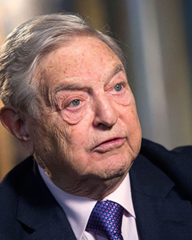 George Soros Pulls a Hamilton in European Parliament