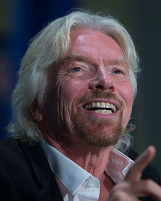 Richard Branson's Virgin Group Invests in High-Speed Hyperloop One Rail System