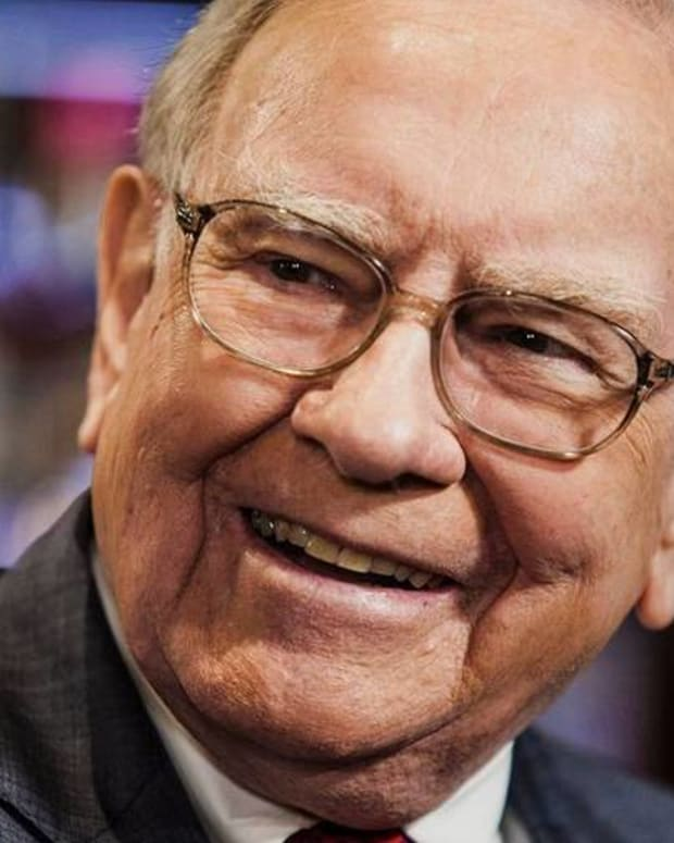 My $2.35 Million Lunch With Warren Buffett was 'Absolutely' Worth it