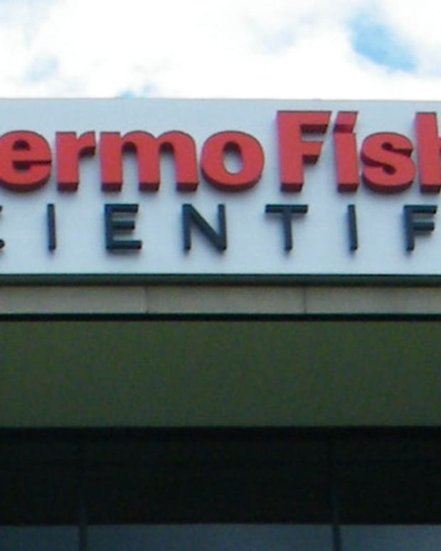 Jim Cramer and Jack Mohr Explain Why They're Buyers of Thermo Fisher