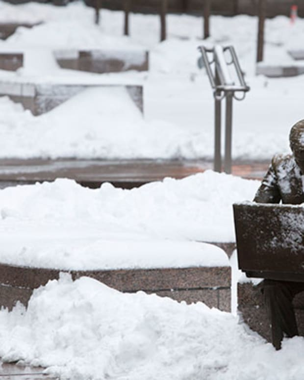 The Economics of Snow: Blizzard Impact Will Be Temporary
