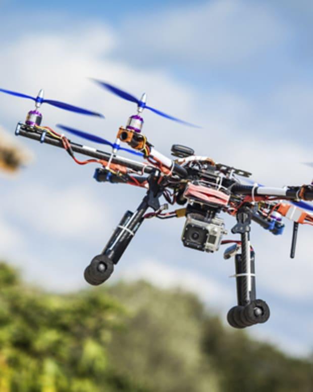 Walmart to Battle Amazon With Drones