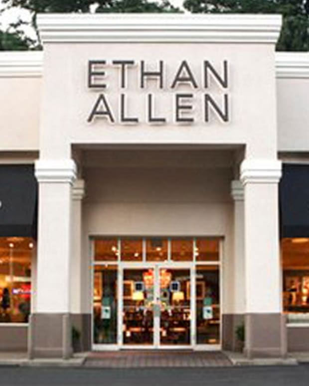 Cramer: Ethan Allen's Pricing, Manufacturing Beats the Other Guys