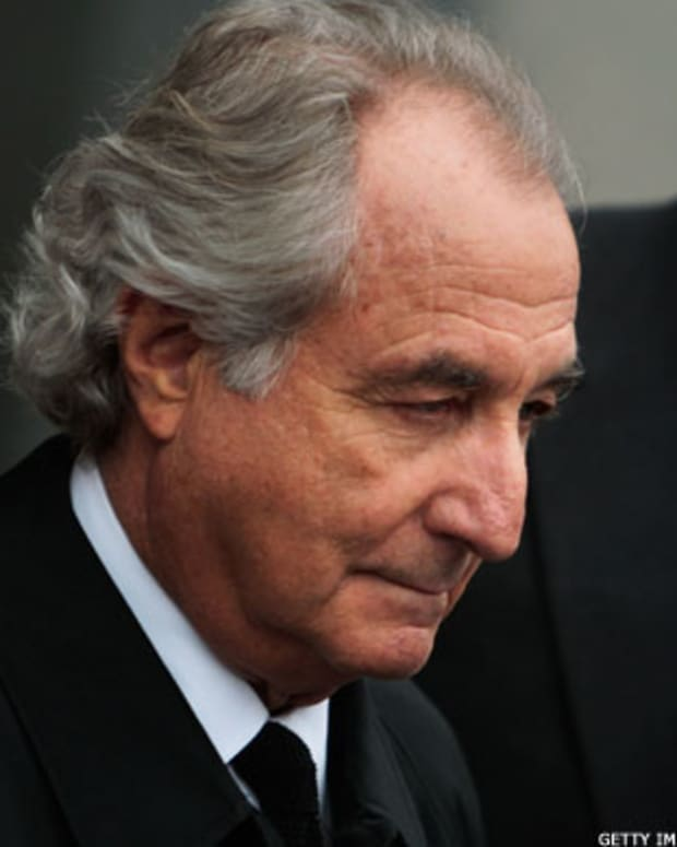 About 35,508 of Bernie Madoff's Victims In 123 Countries Could Be About to Get Some Money