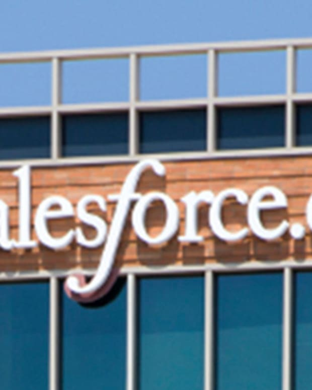 Jim Cramer: Salesforce.com CEO Is Delivering on All Fronts