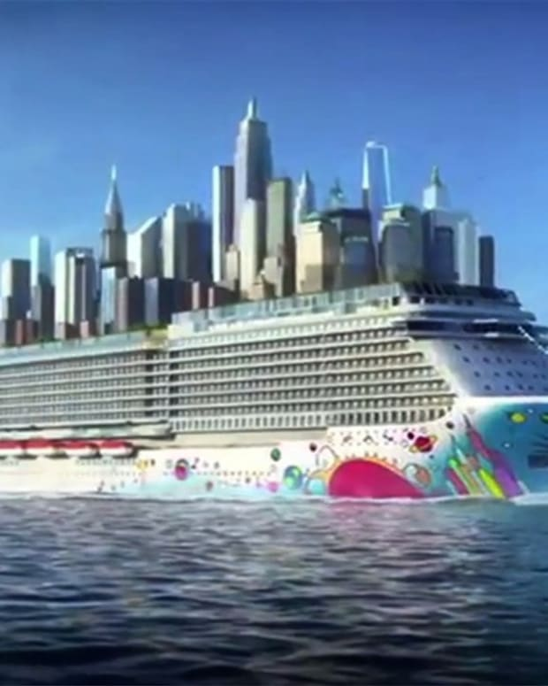 Norwegian Cruise Lines IPO - Fully Priced