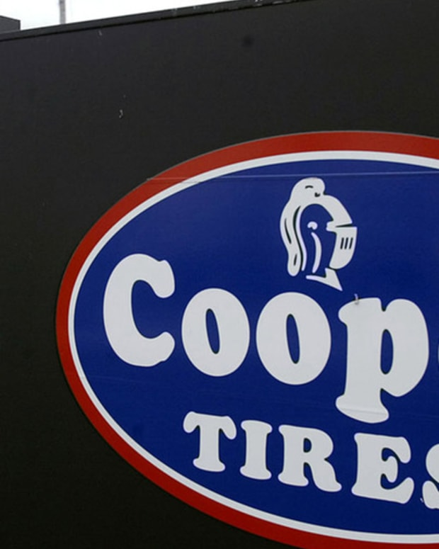 Cooper Tire Sells to Apollo Tyres