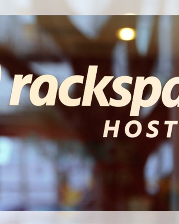 Rackspace Racks Up Big Gains as Nordstrom and Tiffany Glitter
