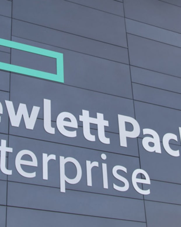 Hewlett Packard Enterprise Debuts Super Computer Prototype