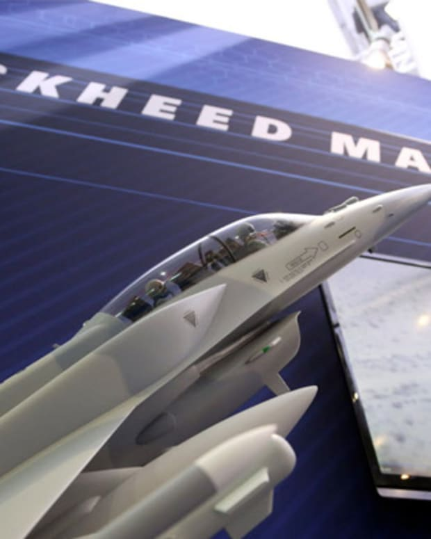 Lockheed Martin Is Latest to Come Under Fire From Trump