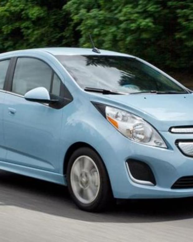 Best Electric Car: 2016 Chevrolet Spark EV