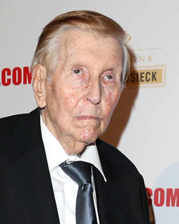 Sumner Redstone to Leave Voting Role on CBS' Board