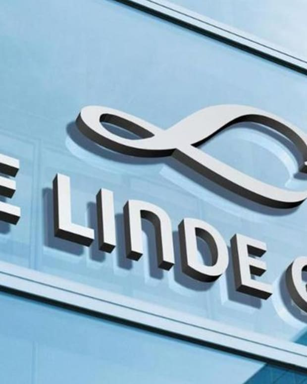 Jim Cramer Opines on Praxair-Linde Merger Plans