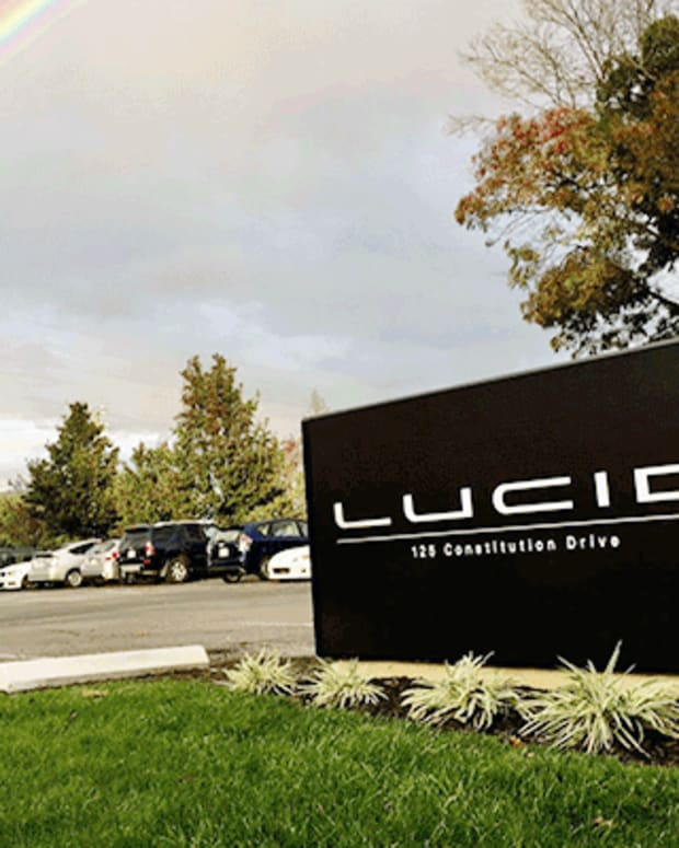 Lucid Motors, Backed in Part by Chinese Capital, Aims to Build EVs in Arizona