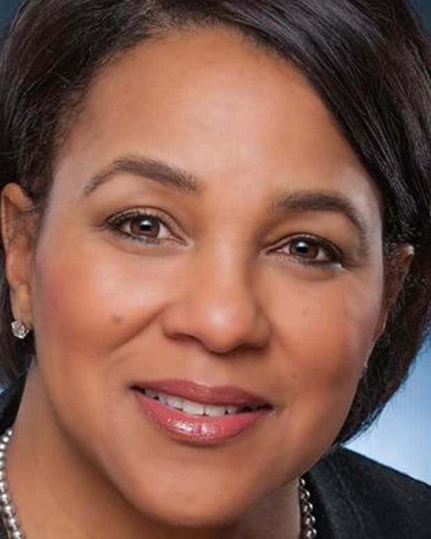 9. Rosalind Brewer